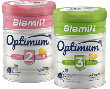 Leches Blemil Optimum